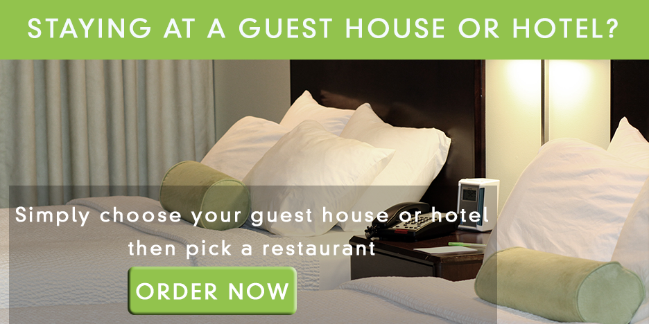 Staying At A Guest House or Hotel?